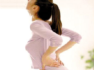 腰痛、冷え性、転落事故での後遺障害など治した例