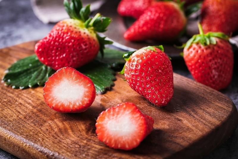 イチゴと健康